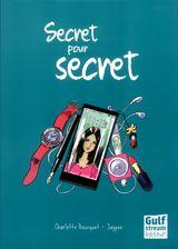 Couverture Secret pour secret