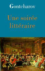 Couverture Une soirée littéraire
