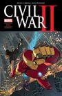 Couverture Civil War II, tome 2
