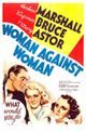 Affiche Woman Against Woman