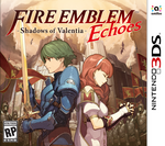 Jaquette Fire Emblem Echoes : Shadows of Valentia