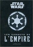 Couverture Les carnets de l'empire