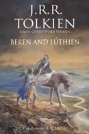 Couverture Beren and Lúthien