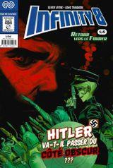 Couverture Retour Vers le Führer 2/3 - Infinity 8 (fascicule), tome 5