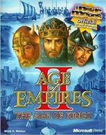 Couverture Age of Empires II - The Age of Kings