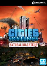 Jaquette Cities Skylines - Natural Disasters