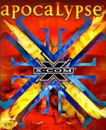 Pochette X-Com Apocalypse (OST)