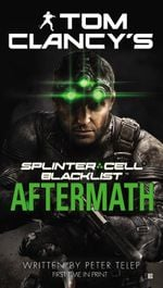 Couverture Splinter Cell : Blacklist Aftermath