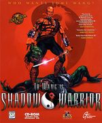 Jaquette Shadow Warrior