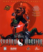 Jaquette Shadow Warrior