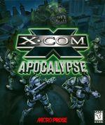 Jaquette X-COM : Apocalypse