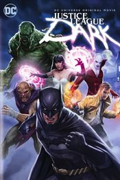 Affiche Justice League : Dark