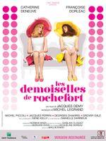 Affiche Les Demoiselles de Rochefort