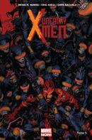 Couverture Le Mutant Oméga - Uncanny X-Men, tome 5