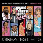 Pochette Grand Theft Auto: Vice City Greatest Hits (OST)