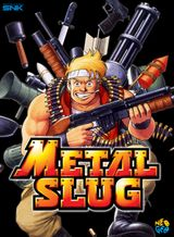 Jaquette Metal Slug : Super Vehicle-001