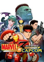 Jaquette Marvel vs. Capcom 3 : Fate of Two Worlds