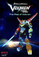 Affiche Voltron: Legendary Defender