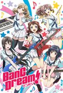 Affiche BanG Dream!