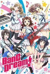 Affiche BanG Dream!