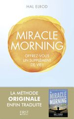 Couverture Miracle Morning