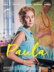 Affiche Paula