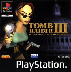 Jaquette Tomb Raider III