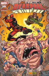 Couverture On n'est pas des bêtes! - All-New Deadpool, tome 8