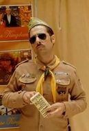 Affiche Cousin Ben Troop Screening with Jason Schwartzman