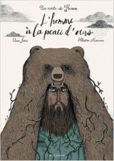 Couverture L'Homme à la peau d'ours