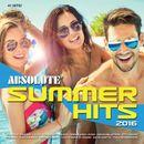 Pochette Absolute Summer Hits 2016