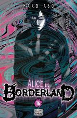 Couverture Alice in Borderland, tome 16