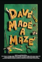 Affiche Dave Made a Maze