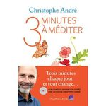 Couverture Trois minutes à méditer