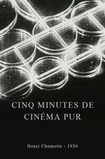 Affiche Cinq minutes de cinéma pur