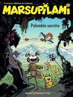 Couverture Palombie secrète - Marsupilami, tome 30