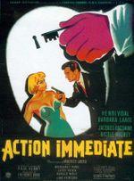 Affiche Action Immédiate