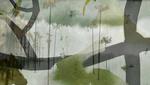 Affiche La migration des arbres