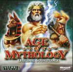 Pochette Age of Mythology Original Soundtrack (OST)