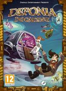 Jaquette Deponia Doomsday