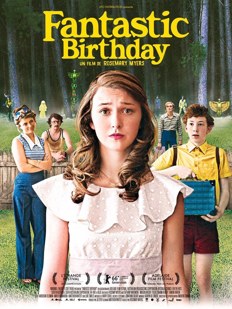 Fantastic Birthday : un premier long-métrage réussi pour Rosemary Myers