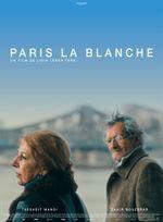 Affiche Paris la blanche