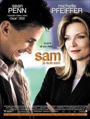 Affiche Sam, je suis Sam