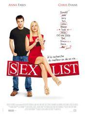 Affiche (S)ex List