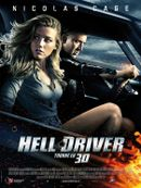 Affiche Hell Driver