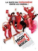 Affiche High School Musical 3 : Nos années lycée