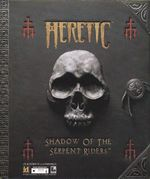 Jaquette Heretic : Shadow of the Serpent Riders