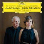 Pochette Tchaikovsky . Sibelius: Violin Concertos (Live)