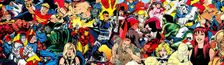 Cover Les grandes (et moins grandes) séries Marvel