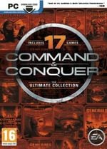 Jaquette Command & Conquer : The Ultimate Collection